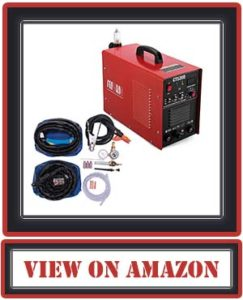 Mophorn 3 in 1 Plasma Cutter Tig Stick Welder 200Amp Air Plasma Cutter 200A 110V Welding Machine(3 in 1) CT520D Multi Inverter Welder