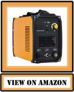 """SUNCOO Cut-50 Plasma Cutter Electric DC Inverter Cutting Machine with Digital Display Dual Voltage 110/220V, 1/2"""" Clean Cut"""