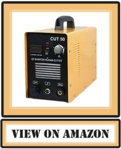 ZENY DC Inverter Plasma Cutter 50AMP CUT-50 Dual Voltage 110/220V Cutting Machine (CUT-50)