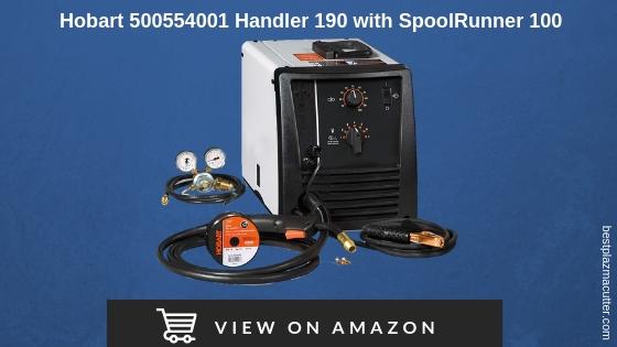 Hobart Handler 190 with spoolrunner 100 review