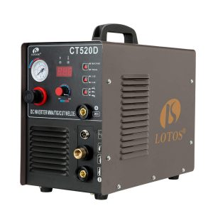 lotos CT520D Plasma cutter and welder